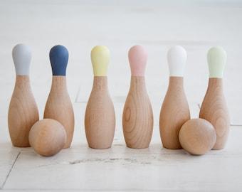 Little Bowling Set