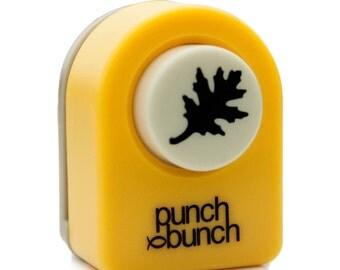 Oak Leaf Punch - Small