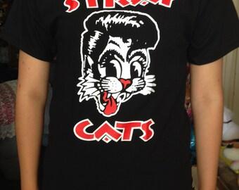 Stray Cats(band) T-Shirts