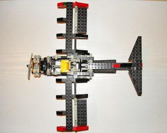 LEGO TECHNIC 8836 Sky Ranger Vintage Full Set & Manual