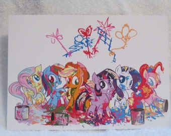 SALE! My Little Pony - A4 - Print 11