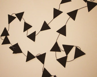 Triangle Streamers (Made to Match)