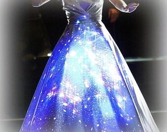 Light up Evening Gown
