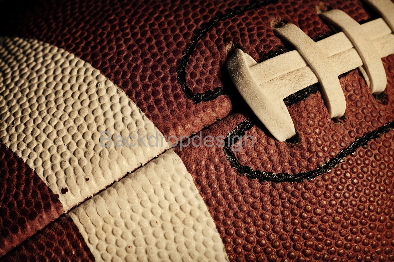 American Sports Material Wallpapers: Rustic Dark Football Skin, Sports