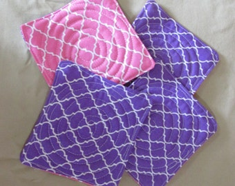 Reversable Quilted Coasters
