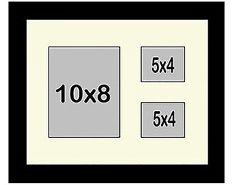 Multi Aperture Picture Frame and Mount