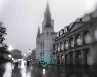 New Orleans, Louisiana, New Orleans, Louisiana, Print, New Orleans Photograph, French Quarter Art, New Orleans Art, St. Louis Cathedral