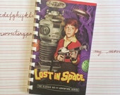 Lost in Space VHS cover Journal