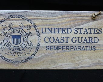 U.S. Coast Guard Sign