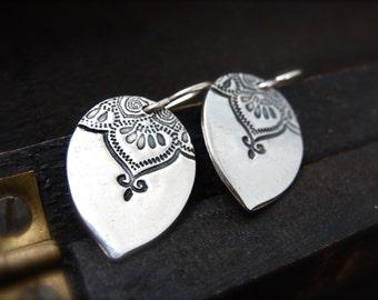 Marrakesh teardrop earrings