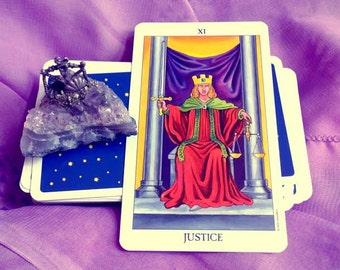 Tarot Reading - 1 card - Rider-Waite-Smith