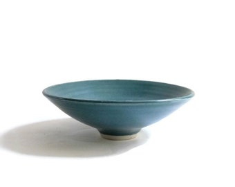 Otto and Vivika Heino Ceramic Bowl     Mid Century Modern Pottery