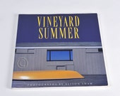 Vineyard Summer, Photo Book, Martha's Vineyard, Photographs by Alison Shaw, Oak Bluffs, Vivid Colors, Cape Cod,