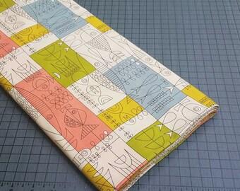 Sale - Tiki Tok Fabrics - Fish
