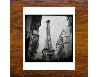 8x8 Print [JCP-551] - Eiffel Tower, Paris