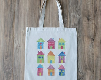 Houses Tote