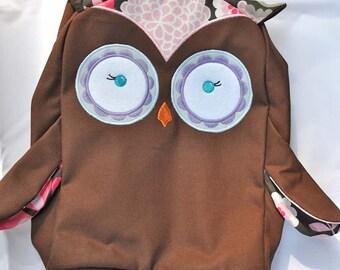Toddler Backpack - Owlivia