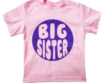 Kids BIG SISTER T-shirt