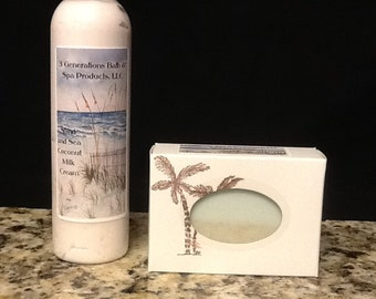 Sand and Sea Soap