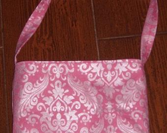 Pink Hollywood Sparkle toddler purse