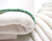 Free Offer - Baby Bath Set - Organic Cotton and Bamboo - You choose the edge color