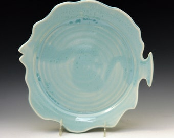 Porcelain cooking/serving plate pottery FP2