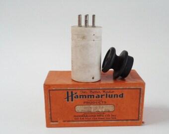 Hammarlund Code CF6 6 Prong Coil Form