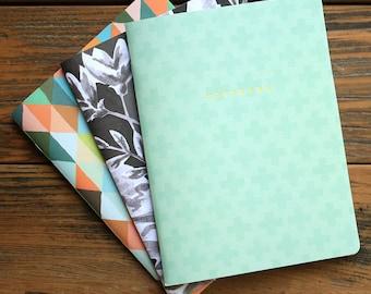 Slim Notebooks