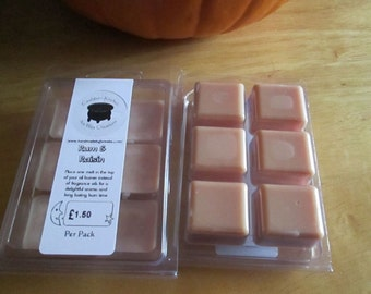 Rum & Raisin Scented Soy Wax Melts Pack