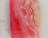 Double Sided Rhodochrosite Cabochon