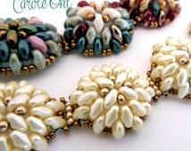 Mumsy Bracelet Tutorial by Carole Ohl