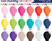 Light Bulb Clipart Graphics Instant Download Commercial Use Clip Art