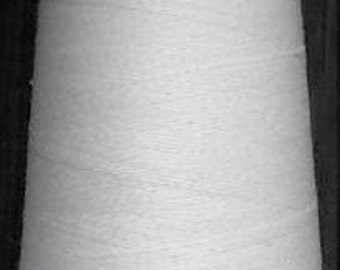 cashmere wool blend yarn 24 S/2 lace weight, off white
