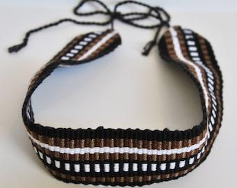 Hand Woven Head Band