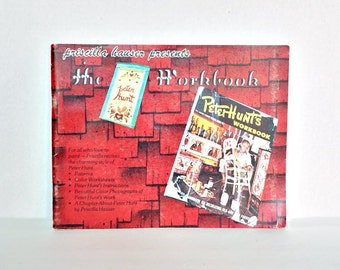 Vintage Tole Painting Book Priscilla Hauser Presents The Peter Hunt Workbook Folk Art Painting Patterns Decorative Painting Furniture