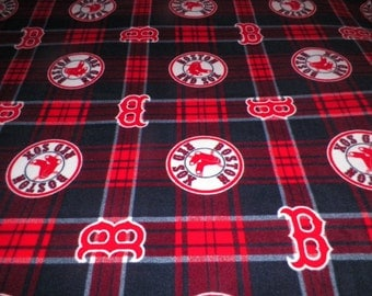 Boston Red Sox Fleece Blanket - Child size