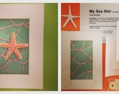 My Sea Star Bead Embroidery Tutorial and Kit.