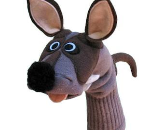 SALE Pit Mix Couture Sockett® Sock Puppet
