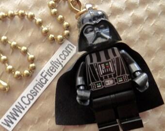 Lego Star Wars Fan Pull Chain Lego Darth Vader Fan Pull Lego Mini Fig Toy Boy's Room Decor Boy's Fan Pull