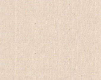 Kona Muslin in Natural by the piece - 1 yard 32-inches