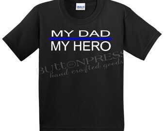 LEO Kiddos - My Dad/Mom, My Hero
