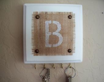 Key holder, wall hook, jewelry organizer, personalized key holder, gifts under 20 dollars.