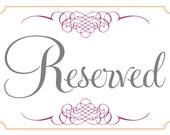 Reserved Listing For Rebecca Etson