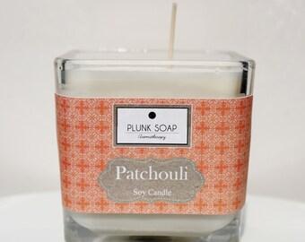 SALE Patchouli Soy Candle 16 oz