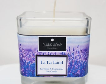 LA LA Land Soy Candle 16 oz