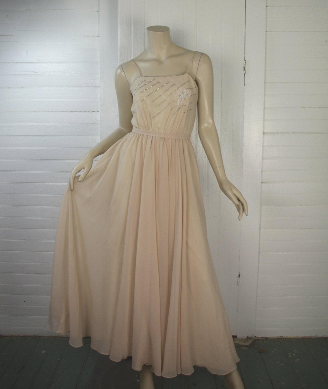 1970s Prom Dresses