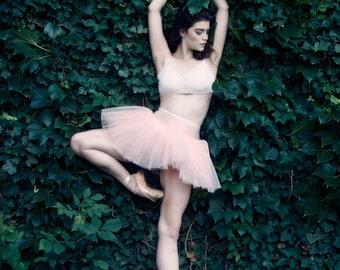 Ivy Ballet Art Photograph