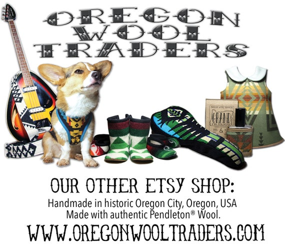 Our Other Etsy Shop - Oregon Wool Traders -