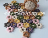 Flower Mat ONLY Photography prop