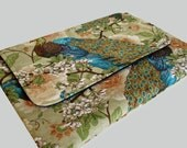 Laptop Sleeve, Tablet Case, Laptop Cover, Tablet Sleeve, Laptop Case, Tablet Cover, up to 13 Inch - Stunning Peacock
